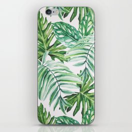 Wild Paradise iPhone Skin