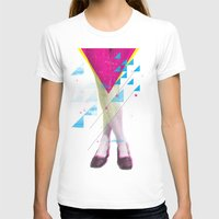 legs T-shirts featuring Legs by Guilherme Rosa // Velvia