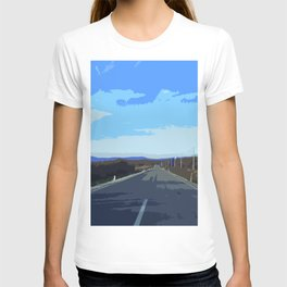 Road to valley T-shirt