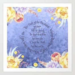The Oath of the Parabatai Art Print