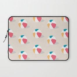 Summertime Beach Ball Laptop Sleeve