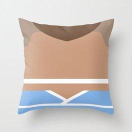 Sokka Throw Pillow