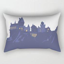 Hogwarts Rectangular Pillow