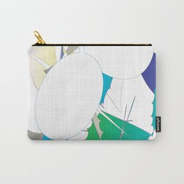 Color #4 Carry-All Pouch