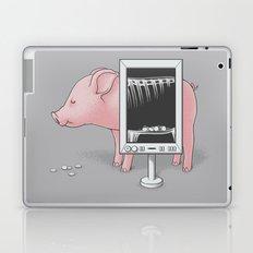 Saving money Laptop & iPad Skin