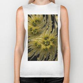 Xanthian Sunflowers Biker Tank