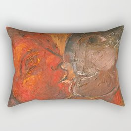 1000 years old love Rectangular Pillow