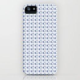 Blue Heroin iPhone Case