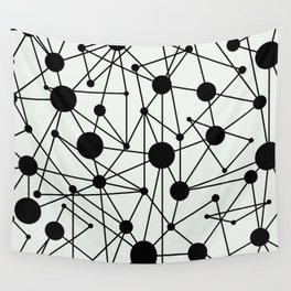 We're All Connected Wall Tapestry