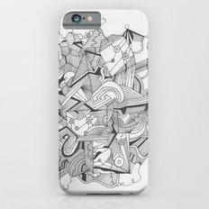 Art of Geometry 3 iPhone 6s Slim Case