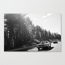 Classics Through the Smokies Canvas Print
