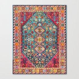 N131 - Heritage Oriental Vintage Traditional Moroccan Style Design Canvas Print