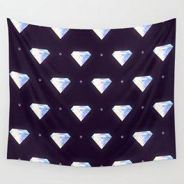 Diamonds pattern Wall Tapestry