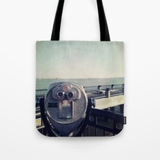 Turn to Clear Vision Tote Bag