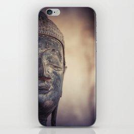 Buddha in Haw Phra Kaew, Laos iPhone Skin