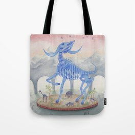 Babe the Big Blue Ox Tote Bag