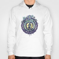 buddhism Hoodies featuring Tree of Knowledge by DebS Digs Photo Art