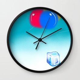 Bring the Ice Back, Balloons Wall Clock