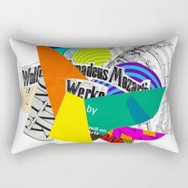 Temperament of a Dissatisfied Composer Rectangular Pillow