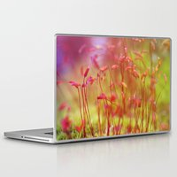 moss Laptop & iPad Skins featuring Moss by LoRo  Art & Pictures