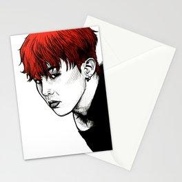 G-Dragon - Big Bang Stationery Cards
