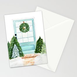 Southern Blue Door Stationery Cards