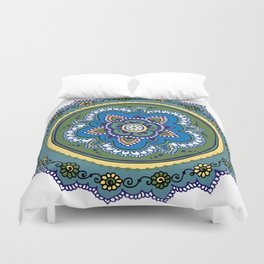 Easy Tabrizi Duvet Cover