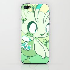 Pixel Celebi iPhone & iPod Skin