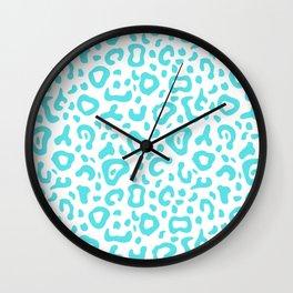 Animal prints Wall Clock