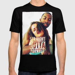 Tori Black straight outta Pornhub T-shirt