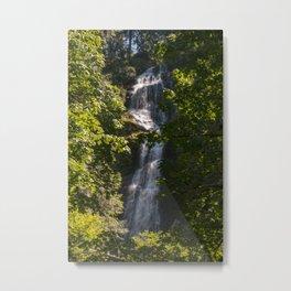 Munson Creek Falls Metal Print