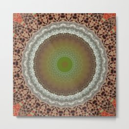 Some Other Mandala 159 Metal Print