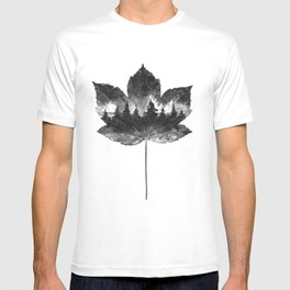 Leaf of the forest T-shirt