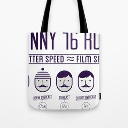 Sunny 16 - 2012 edition Tote Bag