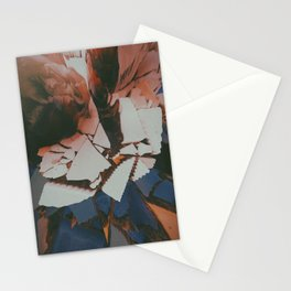 Lychee Mosaic Stationery Cards