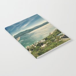 The Wind and the Waves Notebook