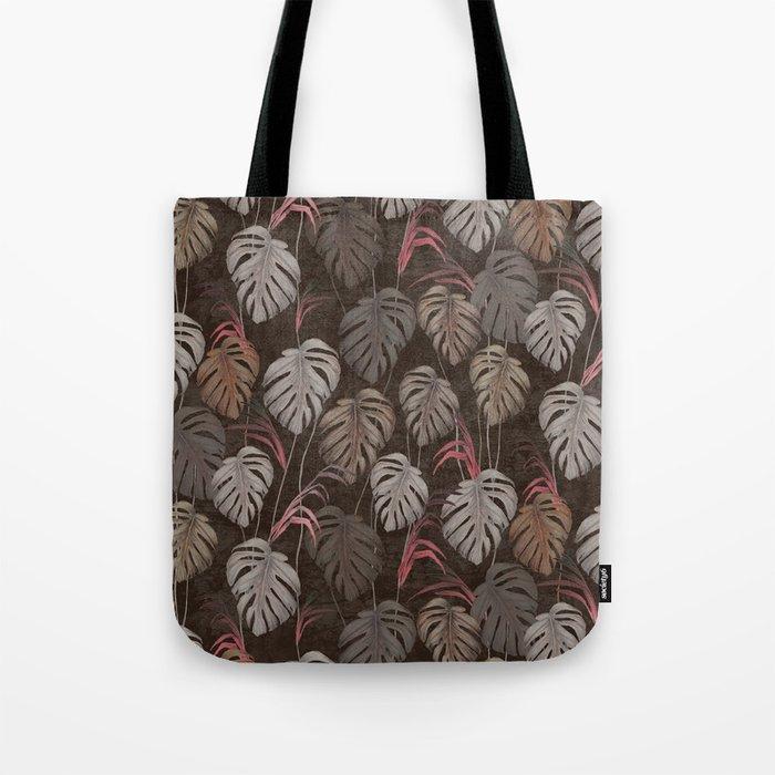Earthy Leaves  Tote Bag