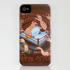 Arm Wrestle Mania Slim Case iPhone (4, 4s)
