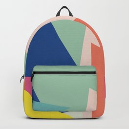Shapes and Waves Backpack