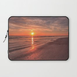 Sunburst at Sunset Laptop Sleeve