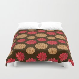 Autumn Melody Duvet Cover
