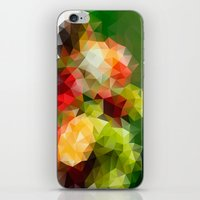 fruits iPhone & iPod Skins featuring Fruits by Veronika