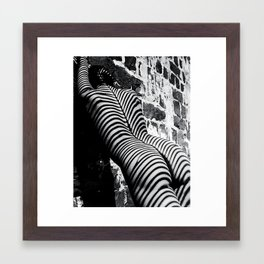 Eden's Eye 02 Framed Art Print