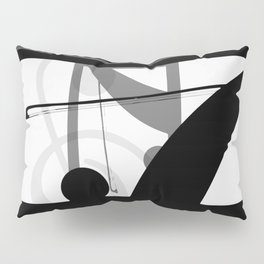 Four Strings Pillow Sham