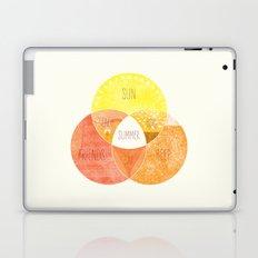 Venn it's Summer! Laptop & iPad Skin