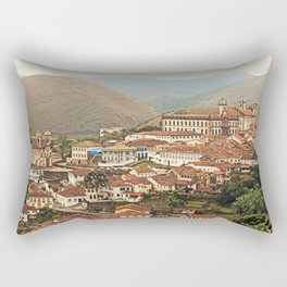 Ouro Preto Rectangular Pillow