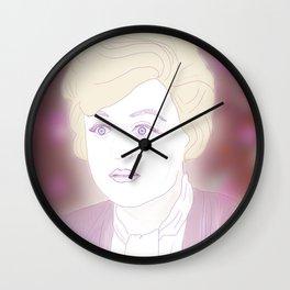 ANGELA LANSBURY Wall Clock
