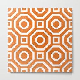 Geometry Metal Print