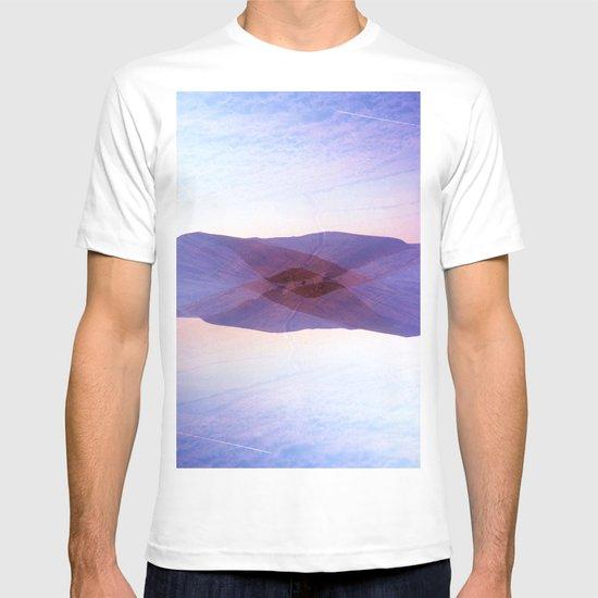 Peaked T-shirt