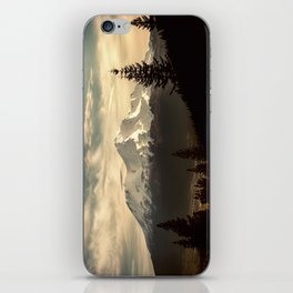 Mount Shasta Waking Up iPhone Skin